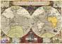 6000 ел. High Quality Collection - Антична морська карта / Clementoni 0