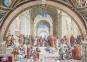 1000 ел. Музейна Колекція - Рафаель Санті. Афінська школа / Clementoni 0
