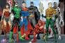 160 эл. - Лига справедливости. Непобедимые / Warner Justice League / Trefl 0