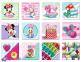 2 в 1 (30,48) ел.+ Мемос – Хоббі мишки Мінні / Disney Minnie / Trefl 0