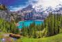 1500 ел. - Озеро Ешинен, Альпи, Швейцарія / Trefl 0