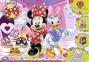 100 эл. Glitter - Мышка Минни / Disney Minnie / Trefl 0