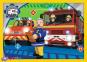 4 в 1 (12,15,20,24) ел. - Пожежник Сем та його команда / Prism A&D Fireman Sam / Trefl 4