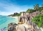 1000 ел. High Quality Collection - Райський пляж / Clementoni 0