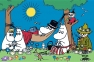 24 эл. Макси - Счастливый день Муми-троллей / R&B Licensing AB Moomins / Trefl 0