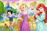 100 эл. - Мечта быть Принцессой / Disney Princess / Trefl 0