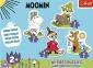 Baby CLASSIC- Счастливые Муми-тролли / R&B Licensing AB Moomins / Trefl 0