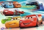 100 эл. - Тачки-3. Гонки героев / Disney Cars 3 / Trefl 0