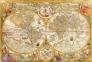 2000 ел. High Quality Collection - Петер Планціус. Старовинна карта світу / Clementoni 0