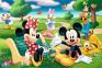 24 эл. Макси - Мышка Микки среди друзей / Disney Standard Characters / Trefl 0