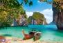 1000 ел. - Острів Ко-Пхі-Пхі-Ле, Таїланд / Castorland 0