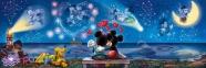 1000 ел. Панорама - Міккі та Мінні  / Disney / Clementoni 0