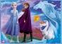 4 в 1 (35,48,54,70) ел. - Крижане серце-2. Мандрівка у невідомість / Disney Frozen 2 / Trefl 4