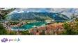 500 эл. Panorama - Котор, Черногория / Trefl 0