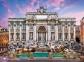 500 эл. High Quality Collection - Фонтан ди Треви, Рим, Италия / Clementoni 0