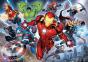 200 эл. - Могучие Мстители / Disney Marvel The Avengers / Trefl 0