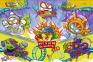 100 ел. - Шалені Супер Зінґс / Magic Box Super Zings / Trefl 0