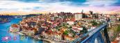500 эл. Panorama - Порту, Португалия / Trefl 0