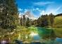 1500 эл. High Quality Collection - Альпийское озеро / Clementoni 0