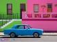 500 ел. High Quality Collection - Блакитний автомобіль / Clementoni 0