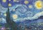 1000 ел. Art Collection - Вінсент ван Гог. Зоряна ніч / Bridgeman / Trefl 0