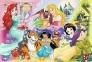 160 ел. - Принцеси та їх друзі / Disney Princess / Trefl 0
