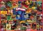 1000 ел. High Quality Collection - Класичний трилер. Колаж / MGL / Clementoni 0