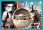 4 в 1 (35,48,54,70) эл. - Звездные войны: Мандалорец и его мир / Lucasfilm Star Wars / Trefl 2