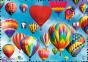 600 ел. Crazy Shapes - Кольорові повітряні кулі / Fotolia / Trefl 1