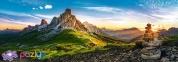 1000 ел. Panorama - Доломітові Альпи, Італія / Trefl 0