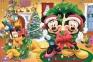 100 эл. - Мышка Микки. Праздничная магия / Disney Standard Characters / Trefl 0