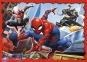 4 в 1 (35, 48, 54,70) ел. - У сітці спайдермена / Disney Marvel Spiderman / Trefl 2