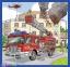 3 в 1 (20,36,50) ел. - Аварійно-рятувальний транспорт та професії / Trefl 2
