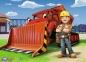 20 ел. МініМаксі - Боб будівничий та машини / Bob the Builder / Trefl 8