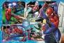 160 ел. - Спайдермен поспішає на допомогу. Колаж / Disney Marvel Spiderman / Trefl 0