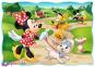 4 в 1 (35,48,54,70) эл. – Клуб друзей Мышки Микки. Веселые игры в парке / Disney Standard Characters / Trefl 4