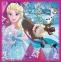 3 в 1 (20,36,50) ел. - Крижане Серце. Зимова магія / Disney Frozen / Trefl 0