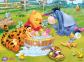 30 эл. – Винни Пух. Купание Пятачка /Disney Winnie the Pooh / Trefl 0