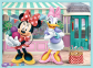 2 в 1 (30,48) ел.+ Мемос – Хоббі мишки Мінні / Disney Minnie / Trefl 2