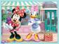 2 в 1 (30,48) эл.+ Мемос – Хобби мышки Минни  / Disney Minnie / Trefl 2