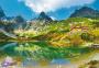 1000 эл. - Горный приют над Зеленым Ставом, Татры, Словакия / Trefl 0