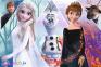 100 эл. - Холодное сердце-2. Заколдованная земля / Disney Frozen 2 / Trefl 0