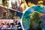 100 эл. - Звездные войны: Мандалорец. Малыш Йода / Lucasfilm Star Wars / Trefl 0
