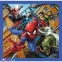 3 в 1 (20,36,50) эл. - Спайдермен. Сила паука / Disney Marvel Spiderman / Trefl 0