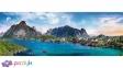 500 эл. Panorama - Архипелаг Лофотен, Норвегия / Trefl 0