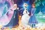 24 эл. Макси - Холодное сердце. В звездном свете / Disney Frozen / Trefl 0