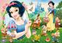 200 эл. - Прекрасная Белоснежка / Disney Princess / Trefl 0