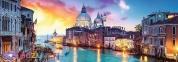 1000 ел. Panorama - Гранд-канал, Венеція / Trefl 0