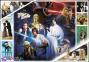 1000 эл. - Звездные войны. В далекой-далекой галактике / Lucasfilm Star Wars / Trefl 0