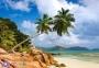 1000 эл. - Неизвестный пляж, Сейшелы / Castorland 0